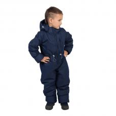 Комбинезон детский слитный, цвет- синий