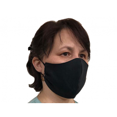 Защитная  маска, цвет - черный